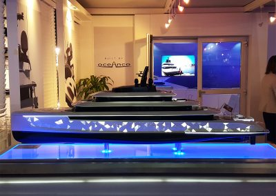 Moonstone at Monaco Yacht Show