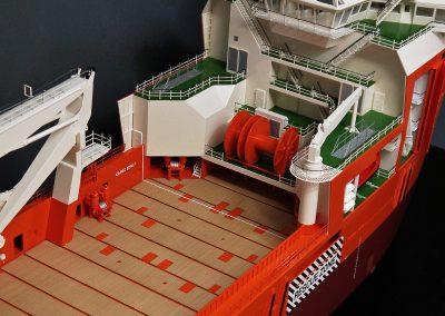 PSV 5000 Main Deck