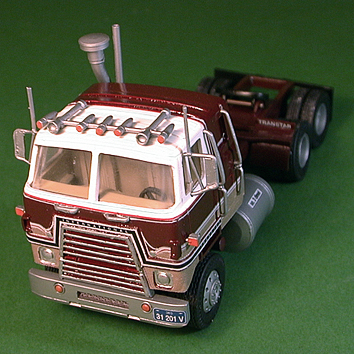 Corgi Lorry