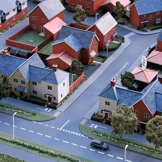 Chesterwell Development 1:200