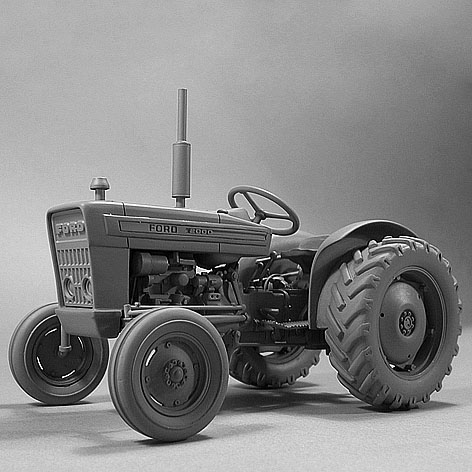 Ford 2000 Tractor model