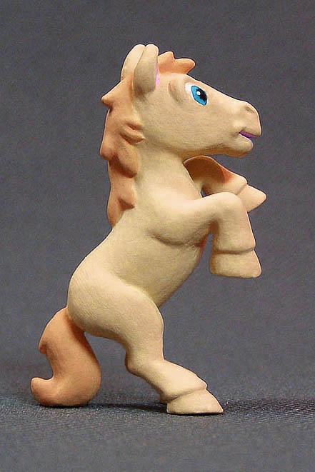 Pocket Baby Buff Pony