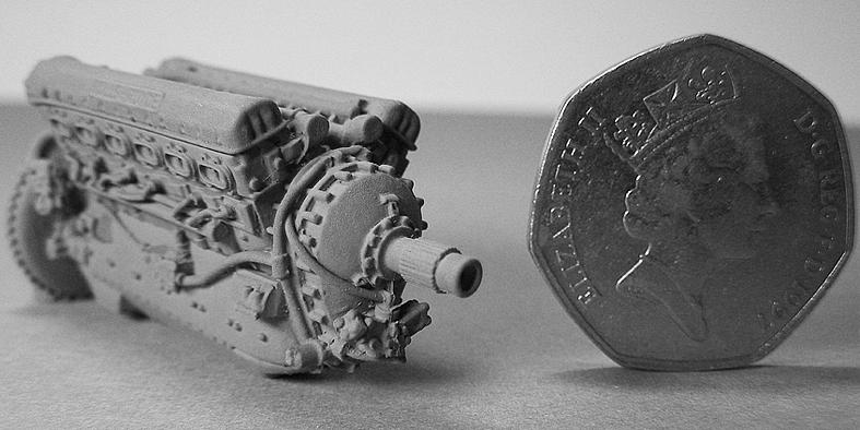 Minature Engine