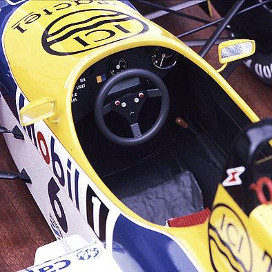 Williams FW11 F1 Car