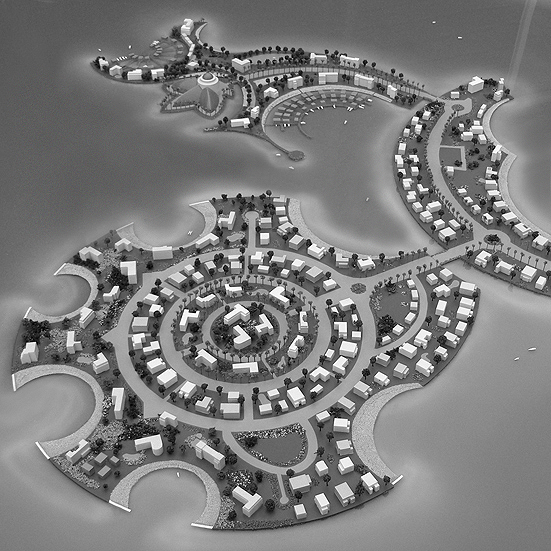 The Quay, Dubai 1:1000