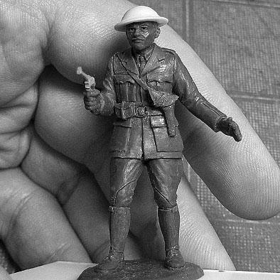 50mm Soldier