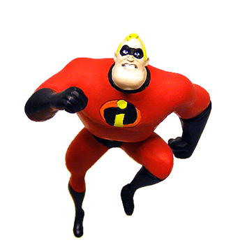 The Incredibles Figure Mr Incredible