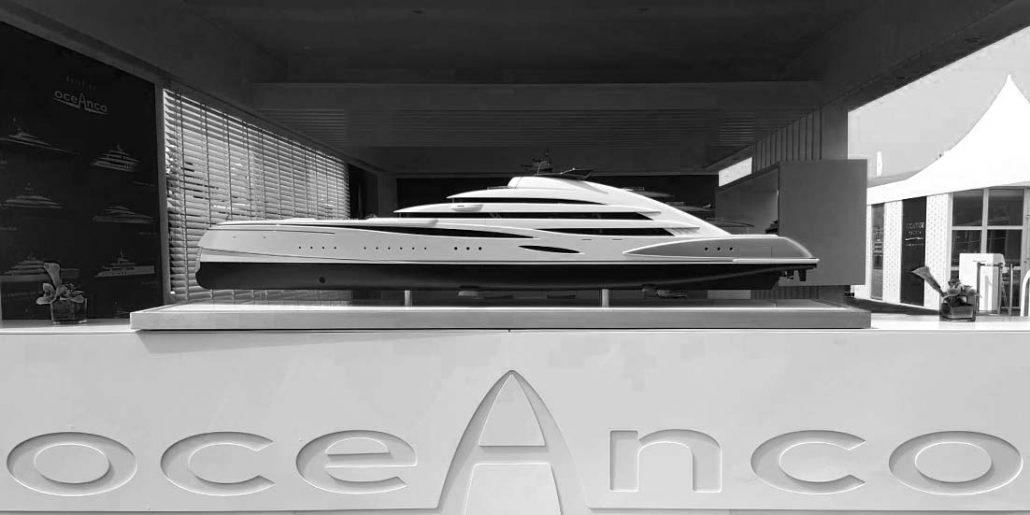 Amara at Dubai International Boat Show 1:50