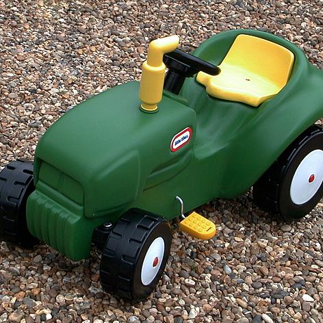 Tractor prototype